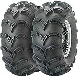 ITP Mud Lite XL Mud Terrain ATV Tire 28x12-12 by ITP