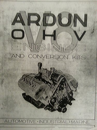 Ardun OHV Engines & conversion kits compilation
