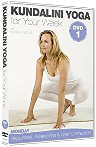 KUNDALINI YOGA for Your Week - MONDAY - DVD1: Amazon.es ...