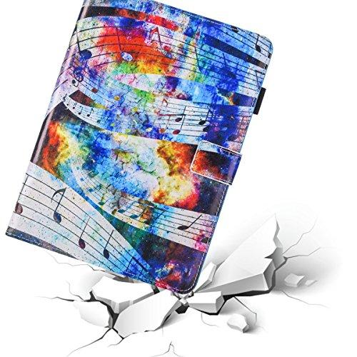 inShang iPad iPad air / iPad 5 Fundas soporte y carcasa para iPad iPad air ((2013 Release) , smart cover PU Funda + clase alta 2 in 1 inShang marca negocio Stylus pluma XingKongYY