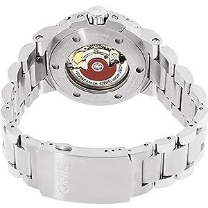 Oris Aquis Reloj de hombre automático 43mm correa de acero 01 733 7653 4128-MB 3