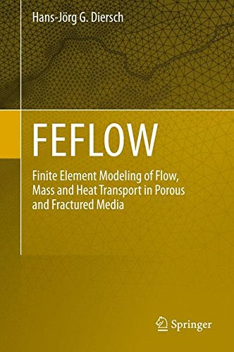 FEFLOW: Finite Element Modeling of Flow, Mass and Heat Transport in Porous and Fractured Media