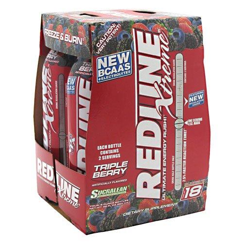 VPX VPX Redline Xtreme RTD, Triple Berry, 24 (Rtd Triple Berry)