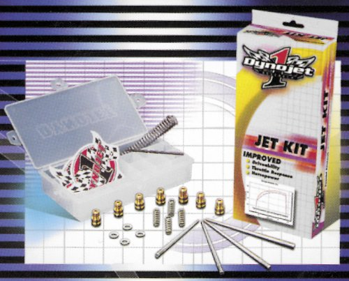 Dynojet Intake Performance Stage 1 Jet Kit for 1997-2007 Yamaha YZF600R Motorcy by Dynojet (Image #1)