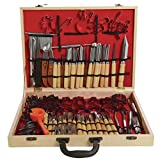 80 Piece Garnishing Tool Set