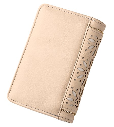 Women RFID Blocking Vintage Organizer Wallet for Ladies Small Purse with Multi Card Holder by Fanaztee (Image #2)