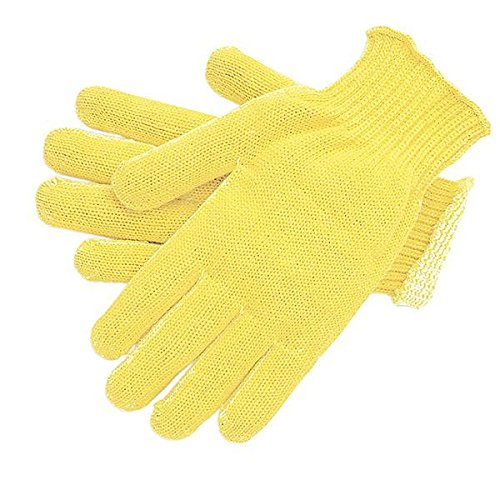 MCR Safety Kevlar Plaited Gloves, Large (36 Pair) by MCR Safety (Image #1)