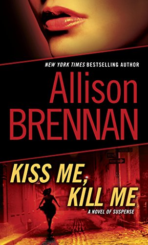 book cover of Kiss Me, Kill Me