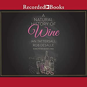 A Natural History of Wine Audiobook