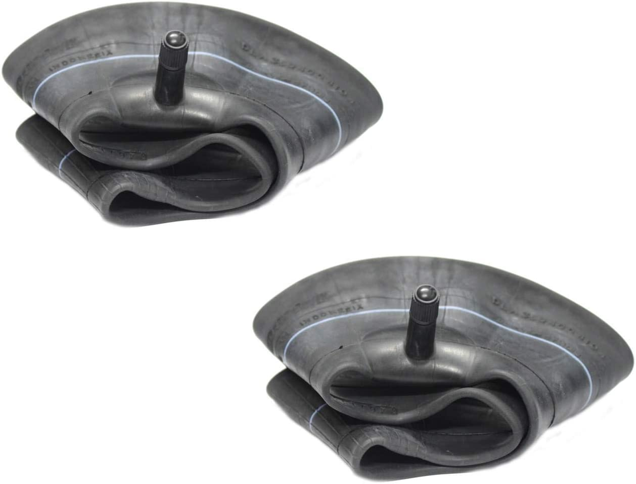 15x6.00-6 Air Loc Brand Set of 2 Tire Inner Tubes with TR13 Rubber Valve Stems 15x6.00-6