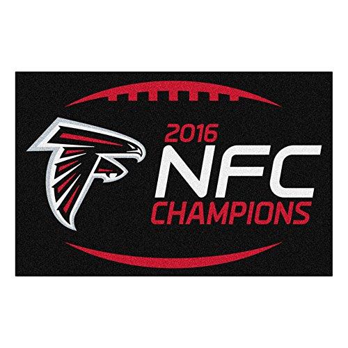 NFL Atlanta Falcons Starter Mat Rectangular Area Rug