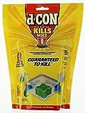 D-con 3 Count Disposable Bait Stations - Corner Fit