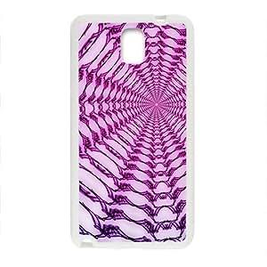 Artistic aesthetic fractal fashion phone case for samsung galaxy note3 wangjiang maoyi
