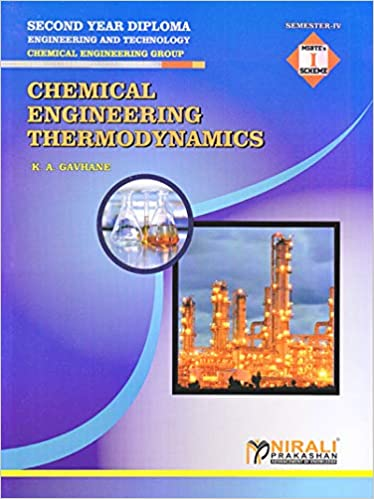 Buy Chemical Engineering Thermodynamics Book Online at Low Prices in