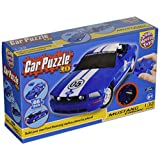 Small World Toys Mustang 3D Puzzle Car