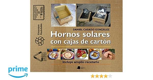 Hornos Solares Con Cajas De Cartón (Ecología): Amazon.es ...