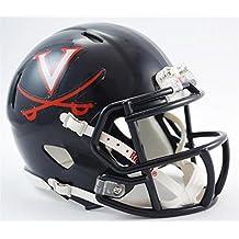 NCAA Virginia Cavaliers Speed Mini Helmet