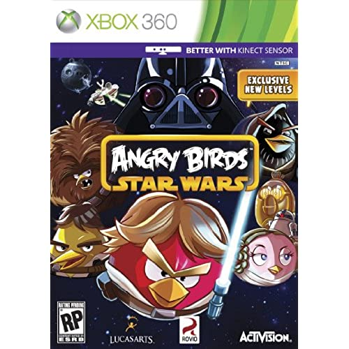 Cheap Angry Birds Star Wars - Xbox 360