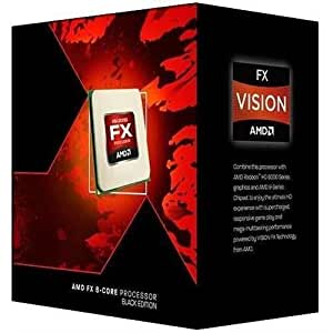 AMD FX-8370E Octa-core (8 Core) 3.30 GHz Processor - Socket AM3+Retail Pack - 8 MB - 8 MB Cache - Yes - 4.30 GHz Overclocking Speed - 32 nm - 95 W FD837EWMHKBOX