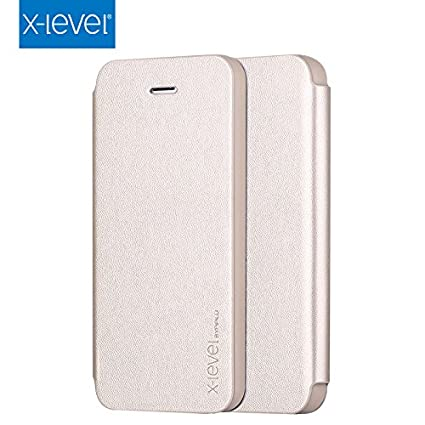 best loved 9ad57 0b16e iPhone 5/5s Flip Cover Case, X-Level ULTRA SLiM Hot: Amazon.in ...