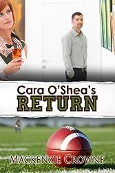 Cara O'Shea's Return (Small Town New England Book 1)