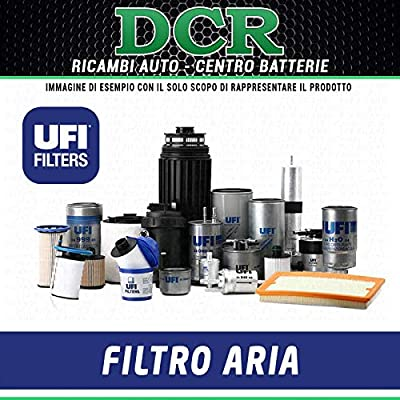 Ufi Filters 27.932.00 Air Filter: Automotive