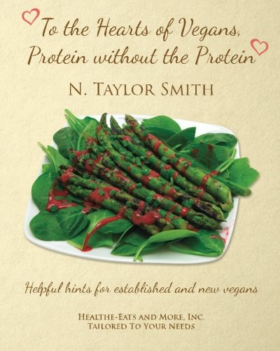 "To The Hearts of Vegans,: ""Protein without the Protein"""