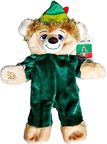 d19977f4022 Image Unavailable. Image not available for. Color  Build A Bear Buddy the  Elf UNSTUFFED 16in. Plush Toy Teddy