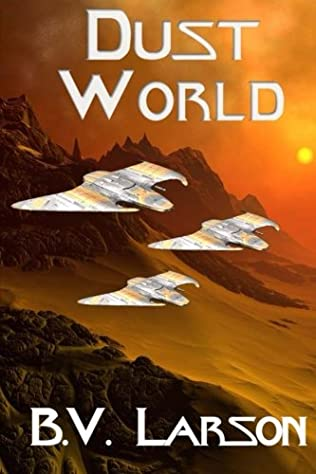 book cover of Dust World