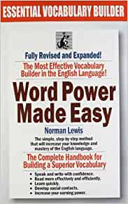 word power made easy by norman lewis pdf download