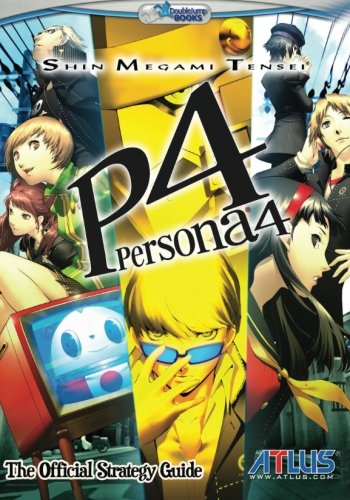 Shin Megami Tensei: Persona 4 The Official Strategy GuideFrom Brand: DoubleJump Publishing, Inc.