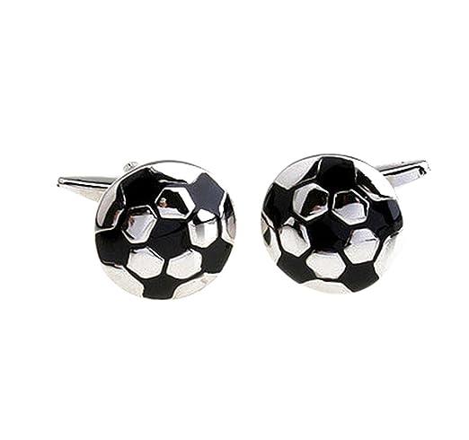 Wansan Gemelos de balón de fútbol para hombre personalidad bola ...