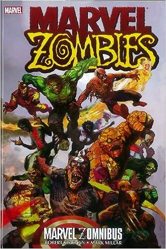 Marvel Zomnibus (Marvel Zombies): Amazon.es: Fred van Lente ...