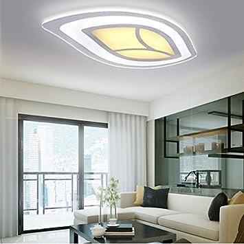 Dimmbar Led Deckenleuchte Ultra Dünne Deckenlampe 54w Modern Acryl