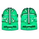 Outus 2 Pack Golf Ball Line Liner Drawing Marking Alignment Putting Tool, Green