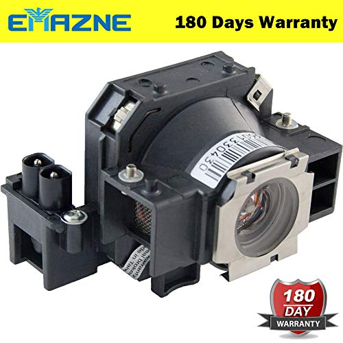 (Emazne ELPLP32/V13H010L32 Projector Replacement Compatible Lamp with Housing for Epson EMP 732 Epson EMP 737 Epson EMP 740 Epson EMP 745 Epson EMP 750 Epson EMP 750C Epson EMP 755 Epson EMP 760)