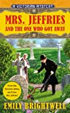 Mrs. Jeffries and the One Who Got Away, Emily Brightwell, 0425268101