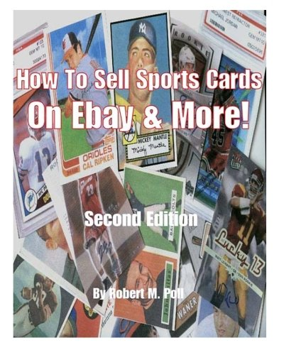 How to Sell Sports Cards on Ebay and More!