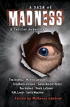 A Dash of Madness: A Thriller Anthology by [Gardner, M. Irish, Gilliland, Elizabeth, Hyatt, Sarah Hunter, LeSueur, Breck, Longo, F.M., Ireland, Ben, MacIver, David, Andrew, Tim]