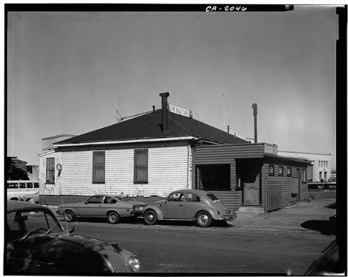 Photo: Eagle Cafe,2566 Powell Street ,San - Ca Powell Street Francisco San