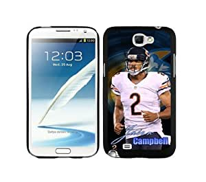 NFL Chicago Bears Jason Campbell Samsung Note 2 7100 Case Gift Holiday Christmas Gifts cell phone cases clear phone cases protectivefashion cell phone cases HLNKY604582183