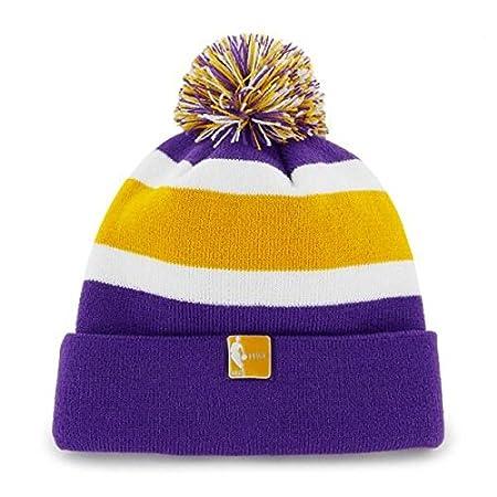 the latest 2fede 4824e Amazon.com   Los Angeles Lakers Purple Cuff