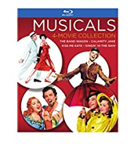Musicals Collection [Blu-ray]  Directed by Various