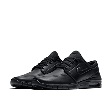 competitive price ee225 62627 Nike SB Stefan Janoski Max L - 685299-009 - Black (8.5 UK)  Amazon.co.uk   Shoes   Bags