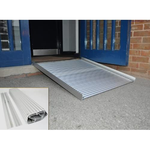 Image of Wheelchair Ramps Roll Up Wheelchair Ramp