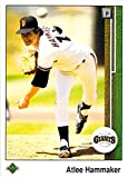 Baseball MLB 1989 Upper Deck #544 Atlee Hammaker