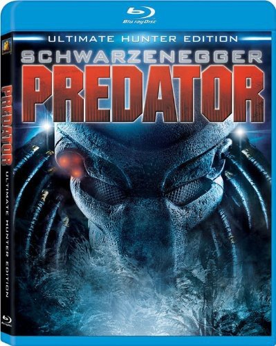 VHS : Predator (Ultimate Hunter Edition) [Blu-ray]