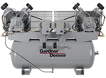 Gardner Denver Reward Series 7 5 HP Duplex Reciprocating Compressor