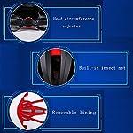 EDW-Casco-Bluetooth-Intelligente-per-Bici-Musica-Chiamata-Intelligence-Cappellino-di-Sicurezza-Equipaggiamento-Protettivo-Antiurto-Leggero-5-Colori-Incluso-fanale-Posteriore-StaccabileWhitered