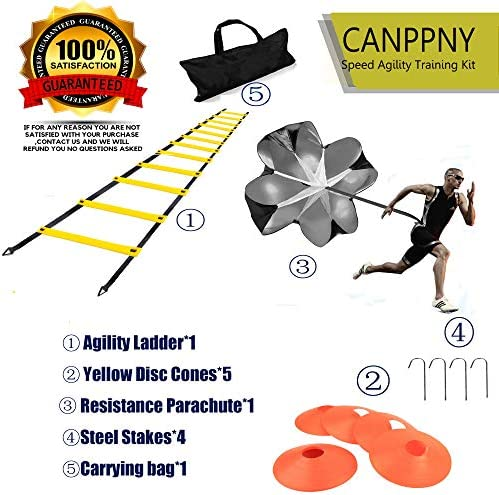 CANPPNY Resistance Parachute Stakes Use Equipment product image